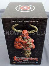 "Brian Pulido's LUCIFER Bust 7"" Statue Chaos Comics Diamond Select Eternal Toys"