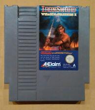 Ironsword: Wizards & Warriors II Cartuccia per Nintendo Entertainment System NES