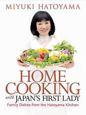 HOME COOKING WITH JAPAN'S FIRST LADY : WH2-R5A : PBL310 : NEW BOOK