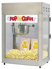 Popcornmaschine Titan 6oz für Herstellung von Popcorn, Fun Food