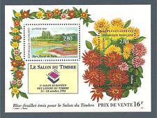 Bloc Feuillet BF16 - Le salon du timbre - 1994