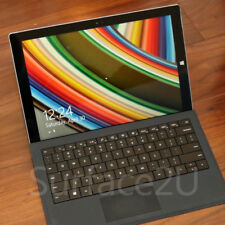 BUNDLE Microsoft Surface Pro 3 i3 64GB Wi-Fi 12in FHD with Type Cover, Fast Ship