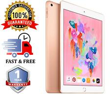 "Apple iPad 6th Gen  9.7"" - 32GB - Rose Gold - WiFi - Various Grades"
