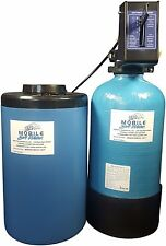 Mobile-Soft-Water 10Kgr Portable-Manual Regenerating for RV, Cabins, Tiny Homes