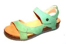 Think Damen-Sandalen & -Badeschuhe mit kleinem Trichter-Absatz