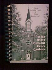 Shiloh United Methodist Church Cookbook, O'Fallon IL
