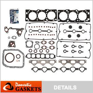 Fits 02-06 Hyundai XG350 Santa Fe Kia Amanti 3.5L DOHC Full Gasket Set G6CU