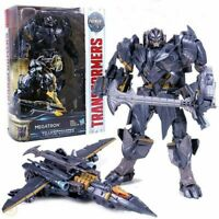 Transformers Megatron The Last Knight Hasbro C2355 Voyager Class Action Figure