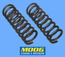 Pair/Set FRONT Coil Springs MOOG for Buick Chevy Oldsmobile Pontiac Expedited