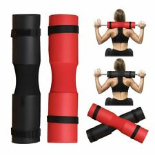 Foam Barbell Pad Cover Gym Weight Lifting Cushioned Squat Shoulder Back Support