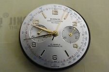 Landeron 48 Vintage Chronograph Movement Dial Hands  Complete PARTS (A114)