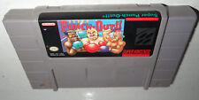 Super Nintendo Game SUPER PUNCH-OUT! SAVES Cleaned&Tested! Fun Boxing SNES SAVES