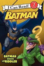 Batman Classic: Batman vs. the Riddler by Donald Lemke (2014, Paperback)