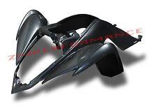 NEW YAMAHA RAPTOR 700 06 - 12 BLACK CARBON FIBER PLASTIC FRONT FENDER
