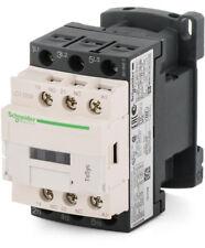 Schneider 3Pole TeSys D contactor 18amp 24Vac coil LC1D18B7