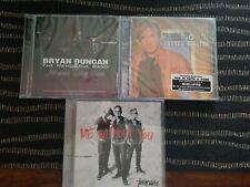 BRYAN DUNCAN Music City Live ANDREW CARLTON Falling In TOBY MAC CD LOT BRAND NEW