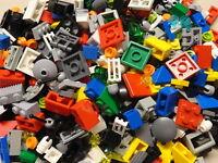 *NEW* Lego Small Tiny Bricks Plates Fine Detail  Random Mix Spares - 100 pieces