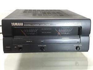 YAMAHA A100a 2ch Stereo Power Amplifier JAPAN
