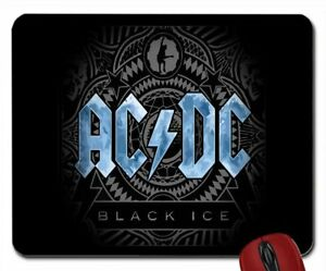 ACDC Black Ice Concept Art wallpaper mouse pad computer mousepad