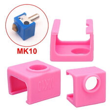 Silicone Sock Heater Block Cover For MK10 Block 3D Printer Protect Tool US Gx