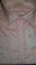 Classic Fit Check Cotton Regular Men's Formal Shirts