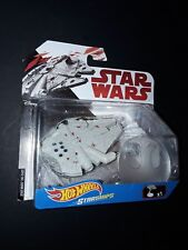 Disney Hot wheels STAR WARS MATTEL NEUF MILLENNIUM FALCON FBB22
