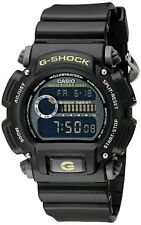 Casio Men's G-Shock DW9052-1C Digital Chronograph Watch Black