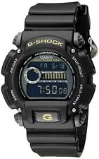 New Casio Men's G-Shock Digital Chronograph Watch Black DW9052-1C DW9052-1CCG