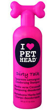 Pet Head Dirty Talk Deodorising Shampoo 475 Ml 475ml