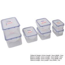 Boites de rangement transparent pour le bureau