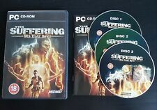 The Suffering: Ties That Bind - PC CD-ROM - Free, Fast P&P!