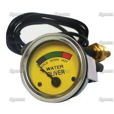 Oliver Crawler Tractor Temperature Gauge OC3 OC4 OC6 Cletrac 1E528 Water/Coolant