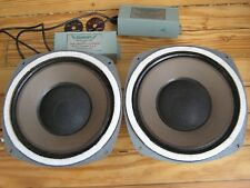 """Tannoy Red LSU/HF/3.LZ  10"""" dual concentric loudspeakers"""