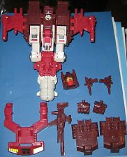 Original G1 Scattershot 100% Complete 1987 Hasbro Transformers Technobots