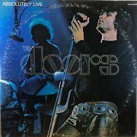 The Doors - Absolutely Live! - Elektra Records - 1970 - 2X Vinyl LP