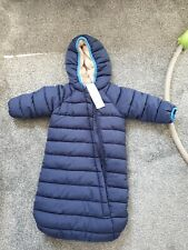 Bebé traje para nieve 3-6 meses