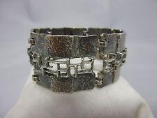 breites Theodor Fahrner Armband Silber 925 TF punziert