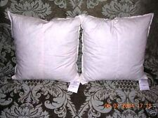 NEW (1) 30 x 30 Square Down Blend Pillow Form Insert MADE IN USA