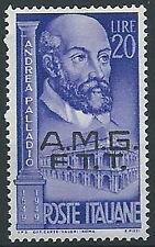 1949 TRIESTE A PALLADIO MNH ** - ED281-3