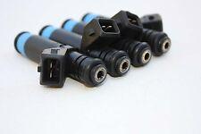 4 Siemens Deka IV 110324 80 lbs High Resistance Fuel Injectors NEW No knockoffs
