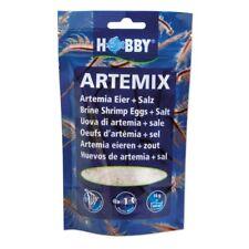 HOBBY OEUF ARTEMIA+SEL HOBBY ARTEMIX  195GRS