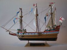 English galleon Elizabeth Ship Boat Model Kit 9001 ZVEZDA