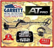 GARRETT AT PRO Metal Detector -10' Waterproof EVEN SALT -Great All-Around Hunter