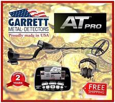 GARRETT AT PRO Metal Detector -10' Waterproof EVEN SALT -Great All-Around Hunter