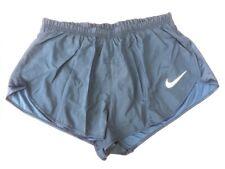 NEW Elite/Pro Olympics Nike hi-cut split running shorts men's L large navy blue