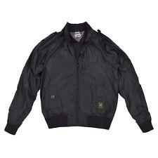 Tommy Hilfiger señores chaqueta m 50 de transición chaqueta negro Men Jacket Cardigan Top