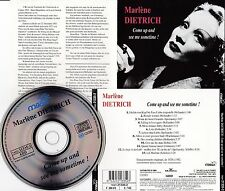 MARLENE DIETRICH come up and see me Sometime! Lili Lola Best of Bio ficher Milan