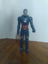 """Hasbro Marvel Avengers 2013 Iron Man Iron Patriot 12"""" Action Figure"""