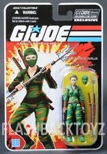 2018 GI Joe Tiger Force Jinx Kim Arashikage Club Exclusive FSS 7.0 MOC