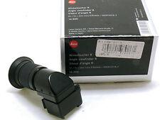 Visor de Ángulo recto de Leica R 14300 En Caja Como Nuevo -